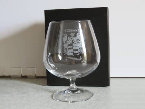 Ballon Brandy Glass