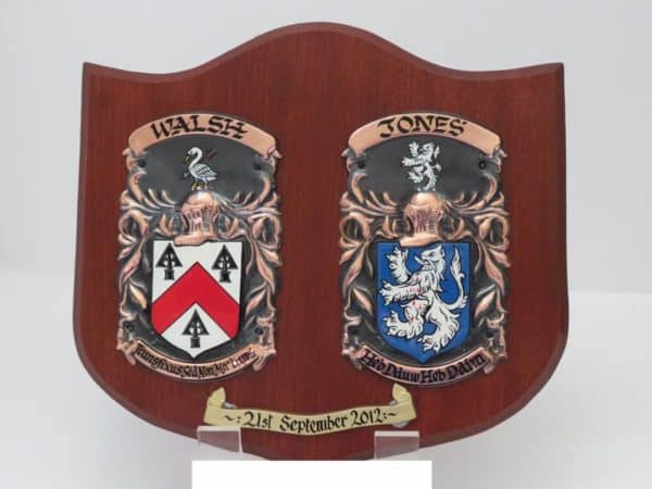 Cadet Double Shield